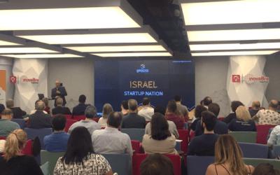 Genova Talks: as lições de Israel para as startups brasileiras