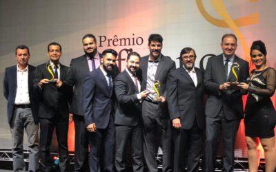 BRB – Banco de Brasília sai vencedor no Prêmio efinance com projetos conduzidos juntamente com a Spread