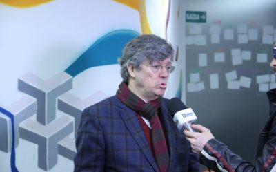 Horácio Piva palestra no Genova Pitch