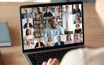 A importância da colaboração virtual no trabalho remoto
