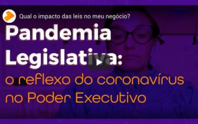 Pandemia Legislativa: qual o impacto das leis no meu negócio?